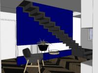 FTB Projet Rénovation et création combles - MESENCORE© Annecy