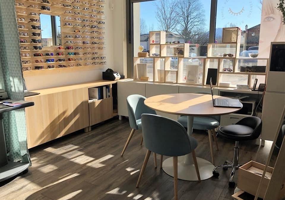 BLINKA – Centre d'optique et d'optométrie