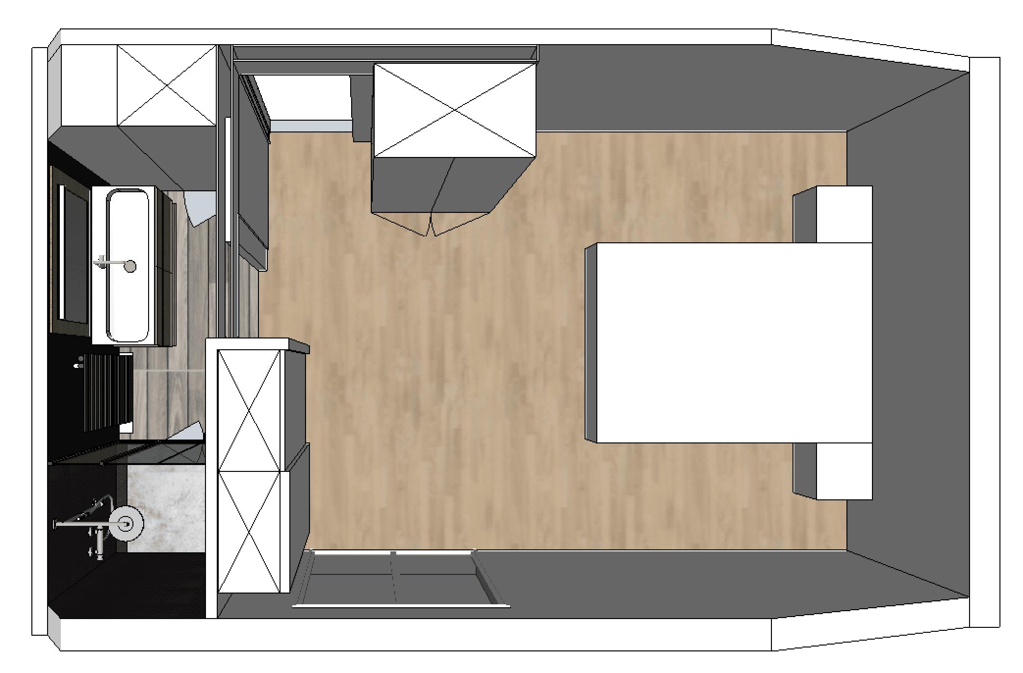 Salle D Eau Parentale architecte d'intérieur pour particuliers et professionnels
